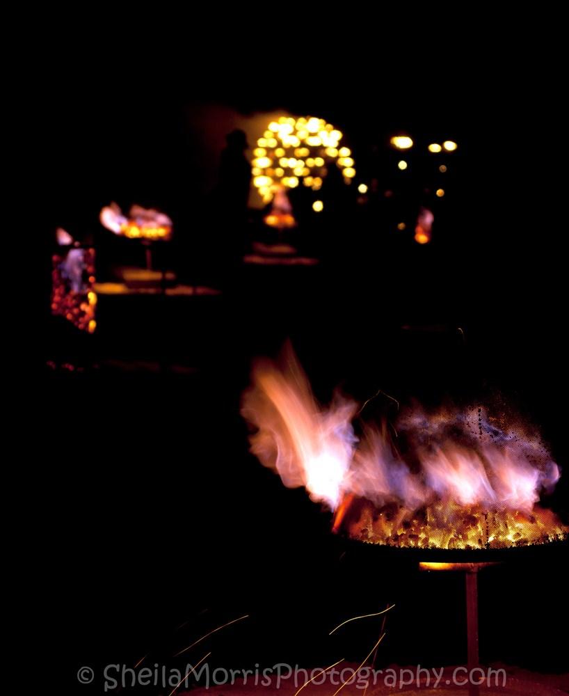 Fire Garden @ Stonehenge