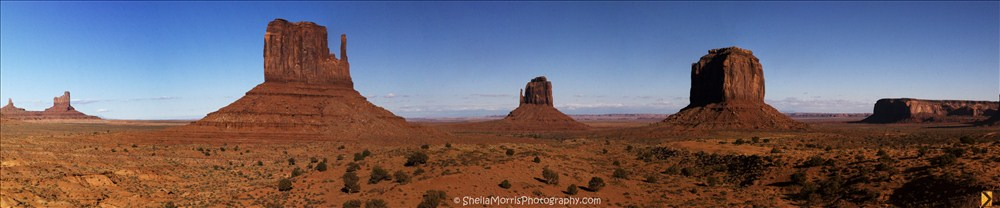 Monument Valley Panorama 3