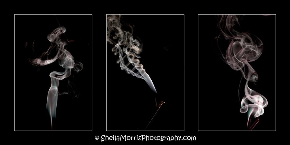 Smoke Triptych