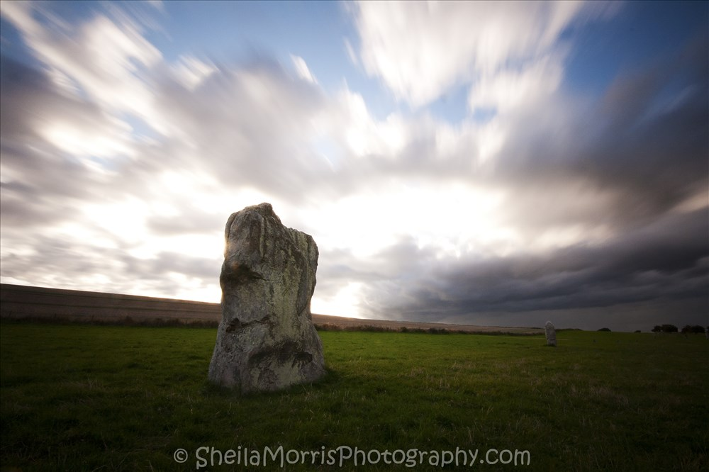 Avebury Long Exposure