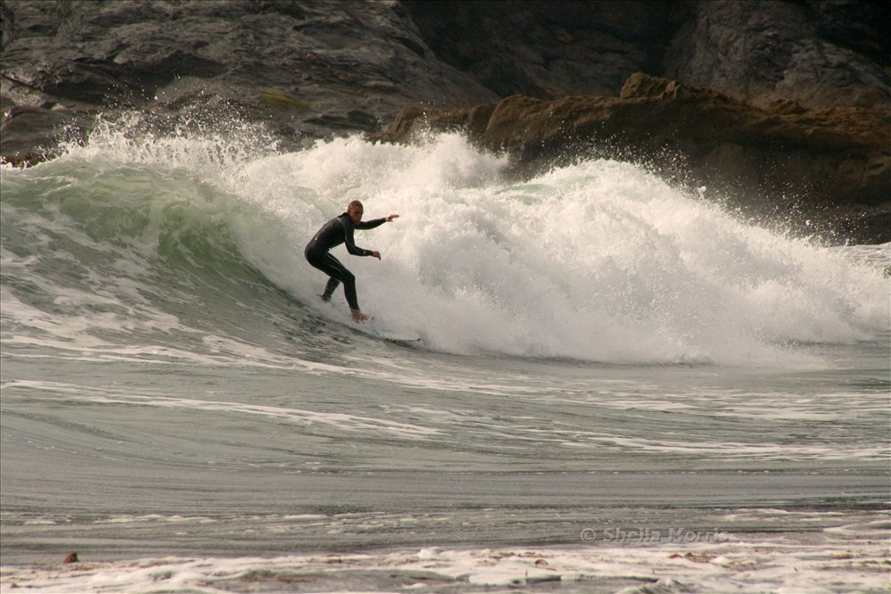 Surfing in the UK